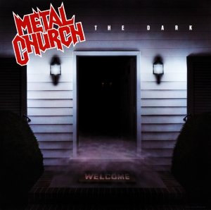 Metal Church - the dark - promo album cover photo - 2013