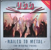 "U.D.O. ""Nailed To Metal"" large pic"