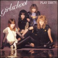 "Girlschool ""Play Dirty"" album cover large pic"