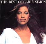 "Carly Simon "" The Best Of"" small album pic"