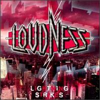 "Loudness ""Lightning Strikes"" large album pic"