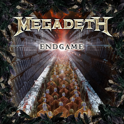 "Megadeth ""ENDGAME"" VERY LARGE ALBUM PIC"