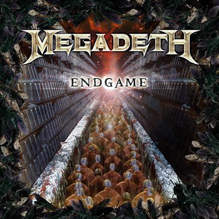 "Megadeth ""ENDGAME"" VERY LARGE ALBUM PIC"