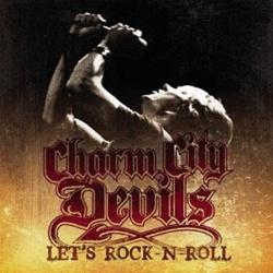 """Charm City Devils """"Let's Rock n Roll"""" x-large album pic"""