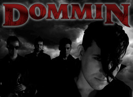 Dommin - Group Photo banner 2009