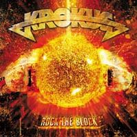 "Krokus ""Rock The Block"" large album pic"
