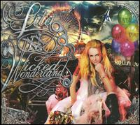 "Lita Ford ""Wicked Wonderland"" large album pic"