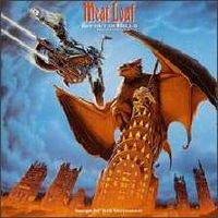 "Meat Loaf ""Bat Out Of Hell ll"" large album pic"