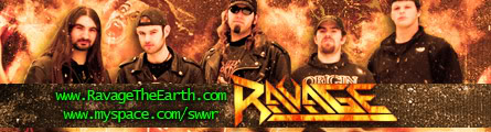 Ravage - Banner group photo  2009