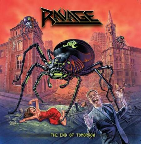 "Ravage - ""The End Of Tomorrow"" x-large pic"