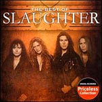 "Slaughter ""The Best Of"" small album pic"
