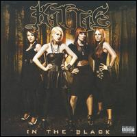 "Kittie ""In The Black"" large album pic"