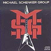 Michael Schenker Group 2nd album - large pic
