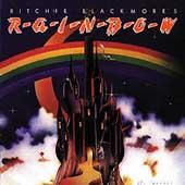 Rainbow 1st Album - large pic