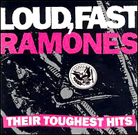 "Ramones ""Their Toughest Hits"" large album pic"