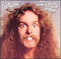 "Ted Nugent ""Cat Scratch Fever"" large album pic"