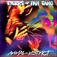 """Tygers Of Pan Tang """"Animal Instinct"""" large album pic"""