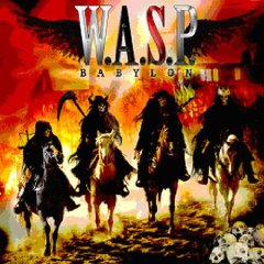 "W.A.S.P. ""Babylon"" large album pic #2"