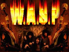 W.A.S.P. GROUP PHOTO #1