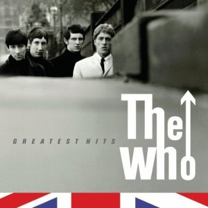 "THE WHO - ""Greatest Hits"" X-Large Album Pic!!"