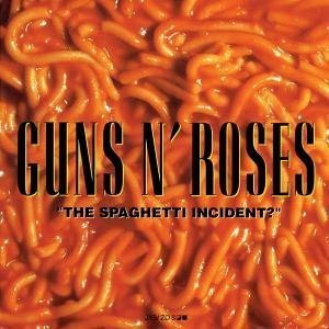 "Guns N' Roses ""The Spaghetti Incident"" x-large album pic!"