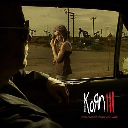 korn korn iii remember who you are album cover art and track listing revealed metal. Black Bedroom Furniture Sets. Home Design Ideas