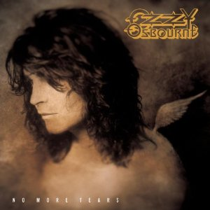 "Ozzy Osbourne ""No More Tears"" x-large album pic!!"