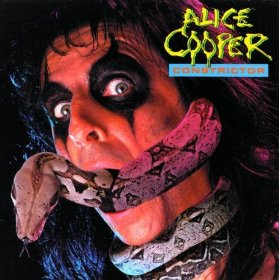 """Alice Cooper """"Constrictor"""" X-Large Album Pic!!"""