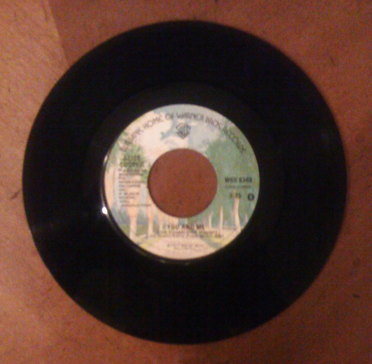 """ROCK MUSIC VINYL FLASHBACK: ALICE COOPER – """"YOU AND ME"""" 45"""