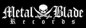 Metal Blade Records - block logo!