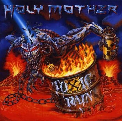 "HOLY MOTHER ""TOXIC RAIN"" – 1998 METAL ALBUM FOREVER"
