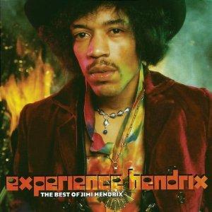 """Jimi Hendrix """"Experience Hendrix"""" large album pic!"""