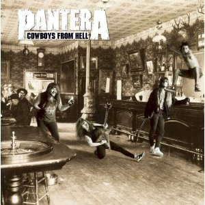 "PANTERA ""Cowboys From Hell"""