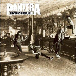 """PANTERA """"Cowboys From Hell"""""""