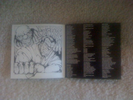 cd liner notes template word - white zombie make them die slowly reflecting on a 1989