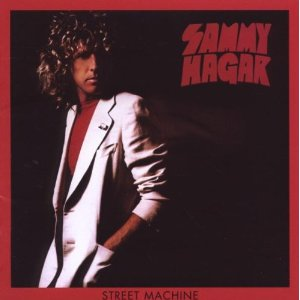 "Sammy Hagar ""Street Machine"" large album pic!!"