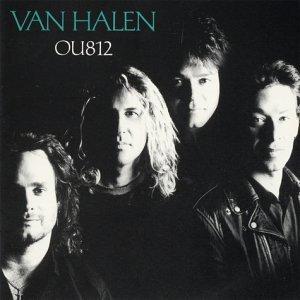 """Van Halen """"OU812"""" large album pic!"""