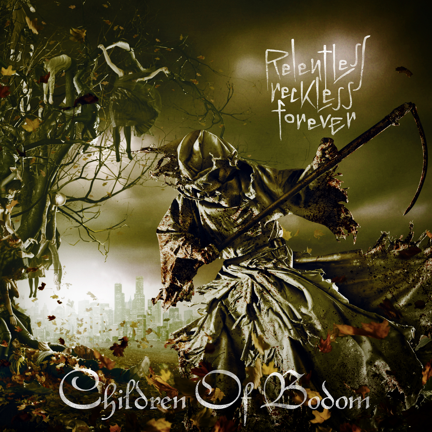 [Multi]Children Of Bodom - Relentless Reckless Forever 2011[MP3]