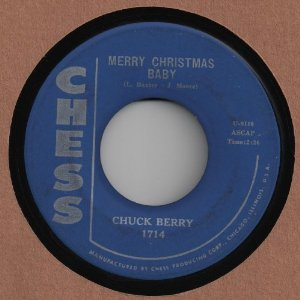Chuck Berry – Merry Christmas Baby Lyrics | Genius Lyrics