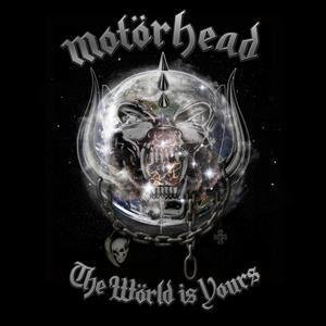 "Motorhead ""The World Is Yours"" large album pic!"