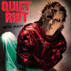 "QUIET RIOT ""Metal Health"" large promo album pic!"