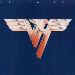 VAN HALEN II - large promo album pic!