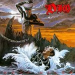 """DIO """"Holy Diver"""" large promo album pic!"""