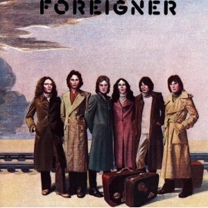 Foreigner - debut album promo pic