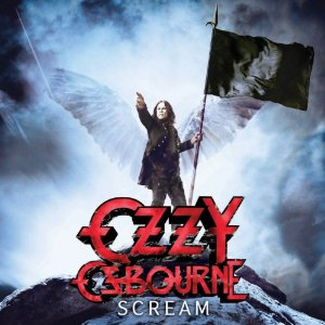 "Ozzy Osbourne - ""Scream"" large promo album pic!"