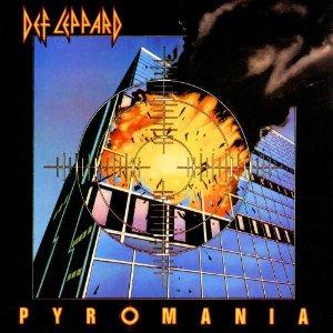 "Def Leppard ""Pyromania"" large promo album pic! #2"
