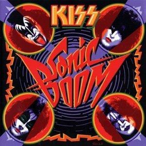"KISS ""Sonic Boom"" large promo album pic!"