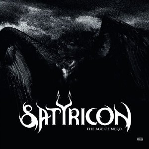 Satyricon - The Age Of Nero - large promo album pic!