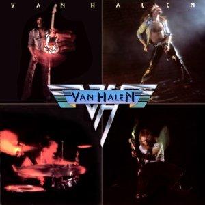 """Van Halen """"Van Halen"""" large promo album pic!"""