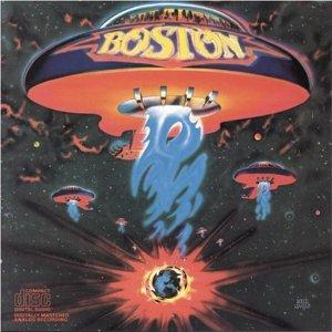 "Boston ""Boston"" large promo album pic!"
